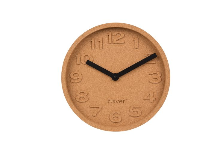 Cork clock time