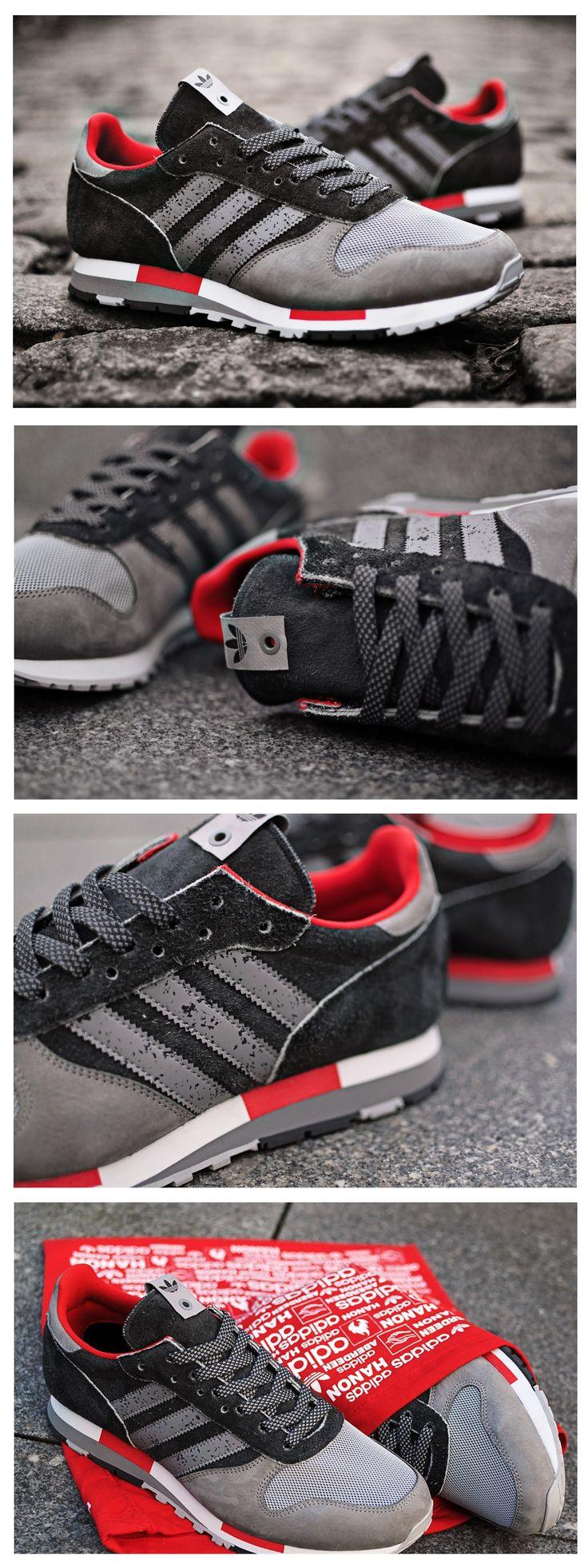 Hanon x adidas Consortium CNTR 'Granite' loves Reshoevn8r