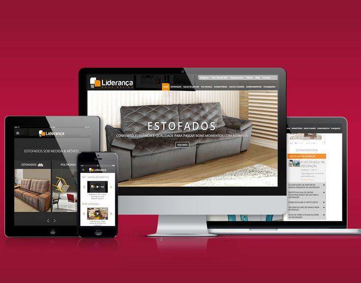 Mais Um Novo WEBSITE Concluído Aqui Na Yorkers. Agora A Liderança Home  Design Está De Cara Nova Na Internet. Seu Novo Site Conta Com Um Design  Elegante E Um ...