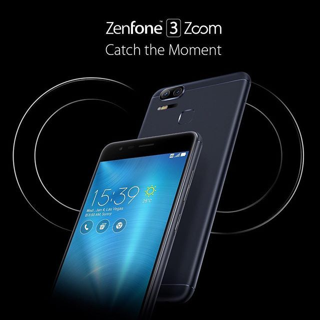 #ZenFone 3 Zoom sets the new bar for mobile photography,a 12 megapixel ƒ/1.7 aperture, wide-angle lens with ASUS SuperPixel™ Technology.