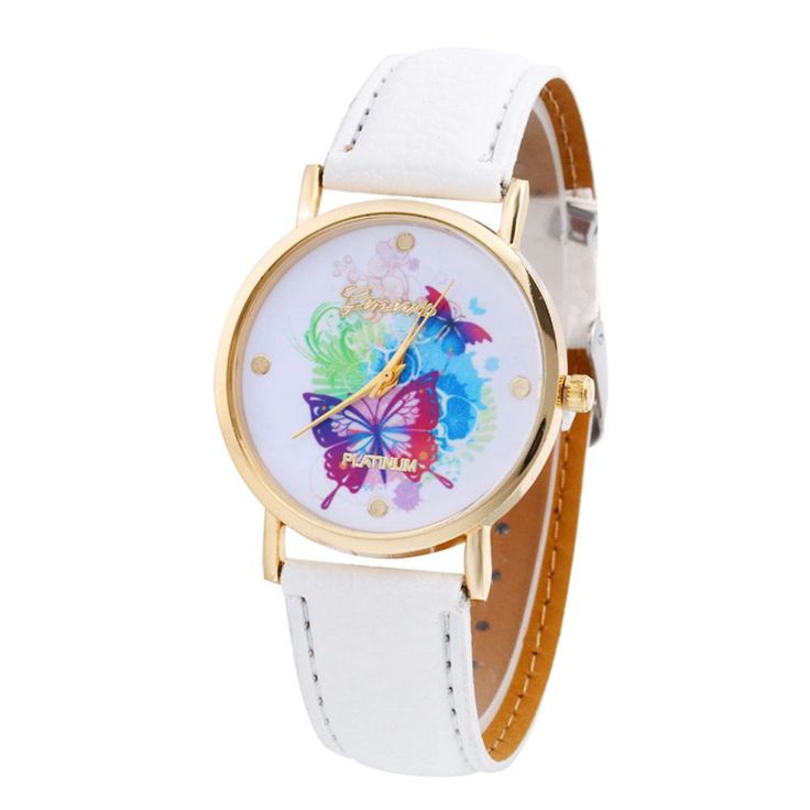 50% OFF AMAZING WOMEN'S BUTTERFLY WATCH + 10 COLORS $19.99