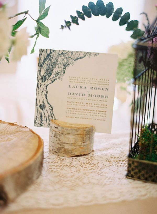 funny personal wedding card matter%0A Eclectic Woodsy Wedding by Desi Baytan Photography Read more  http   www