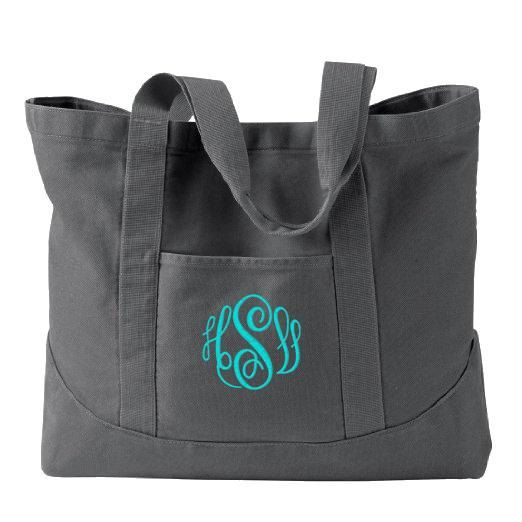 Top 25  best Monogram tote bags ideas on Pinterest | Monogram bags ...