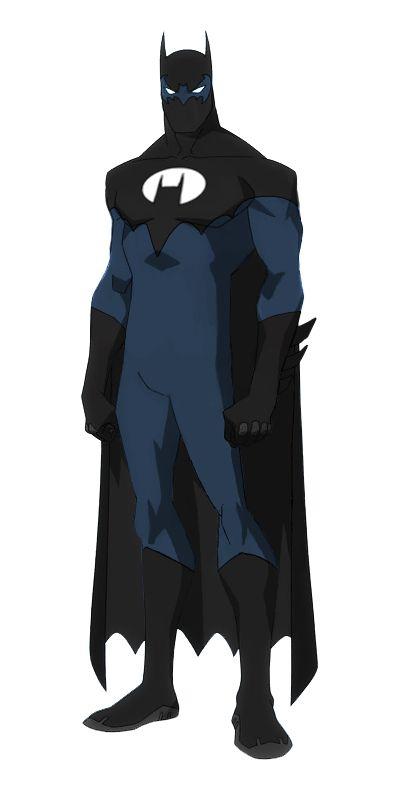 sean-izaakse's Batman, Young Justice style by Majinlordx.deviantart.com on @DeviantArt