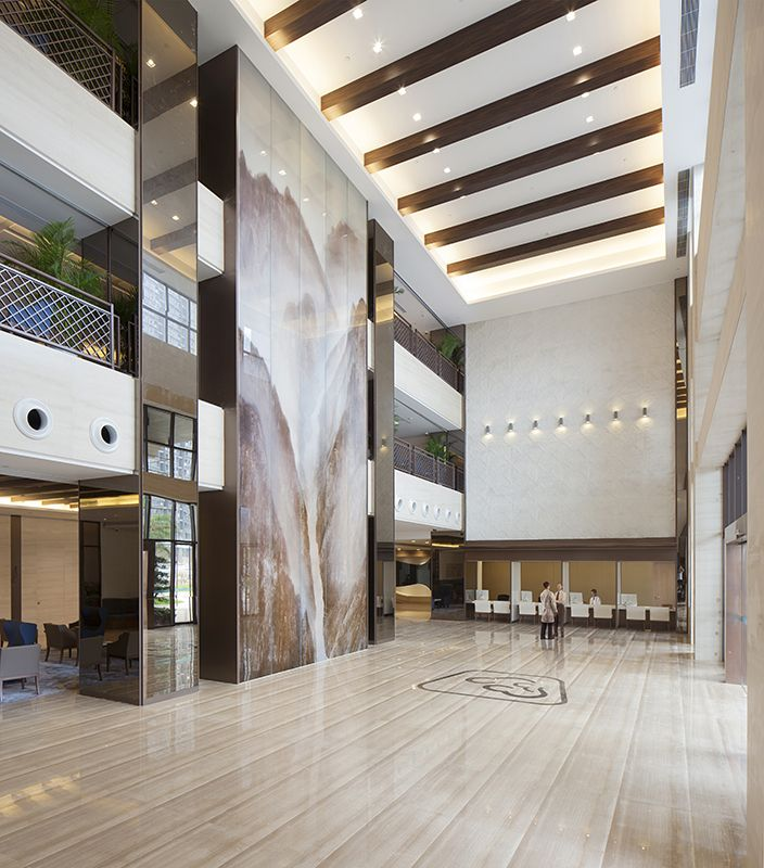 Robarts Spaces - Angel Women's & Children's Hospital - Chongqing