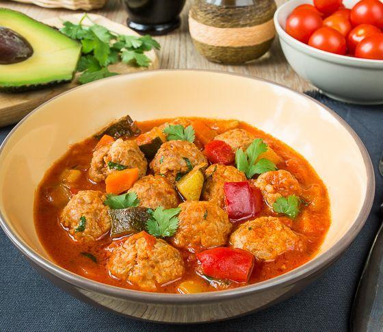 Альбондигас - мексиканский суп с фрикадельками   Вкусный блог - рецепты под настроение
