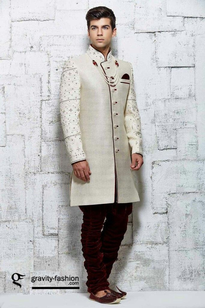 Looking For Latest Mens Sherwani Designs