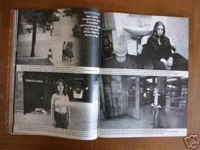 Reportage Stern magazine 1978