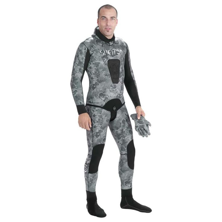 Traje de camuflaje Spetton Black Diamond Camo, nuevo traje mimético para pesca submarina Spetton, pescasub en Espesca.es comprar traje pesca barato.