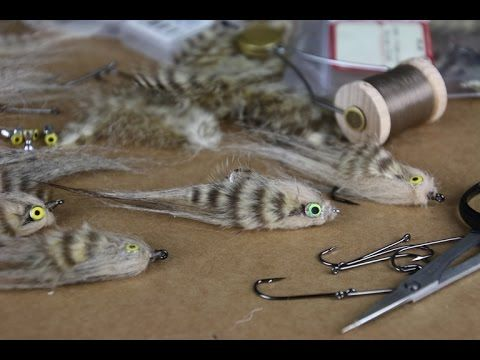 Streamer for trout dressing easy fly fishing tying trota Pipam pesca a mosca instructions patterns - YouTube