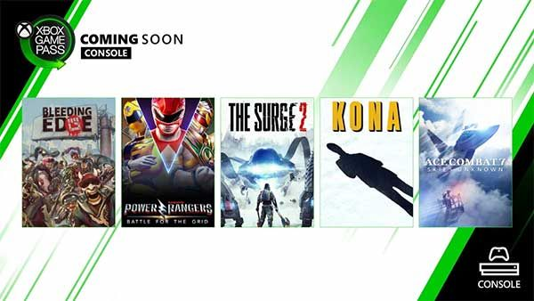 List Of New Games Coming To Xbox Game Pass For Console And Pc This