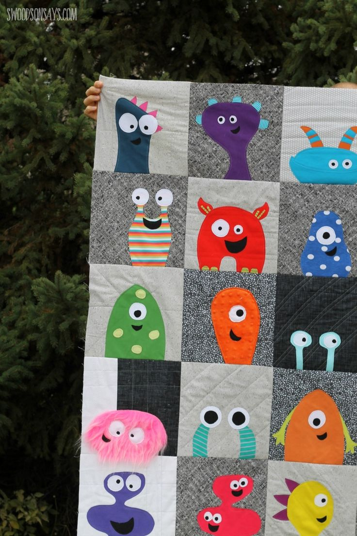 458 best shiny happy show tell images on pinterest teatro these fun monsters are terrific pattern mix match monsters from shiny happy world jeuxipadfo Choice Image