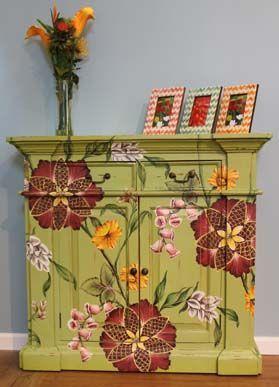 Stylish Storage http://www.cottagerowfurniture.com/ #funkyfurniture