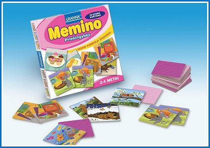[PnP] GRANNA Memino (Мемино) 2+ (memory)