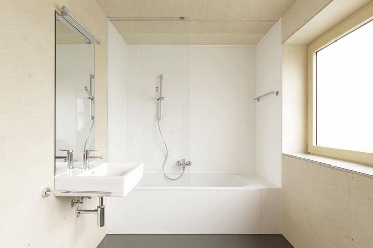 Image 7 of 13 from gallery of EMA Haus / Bernardo Bader. Courtesy of  architekt di bernardo bader