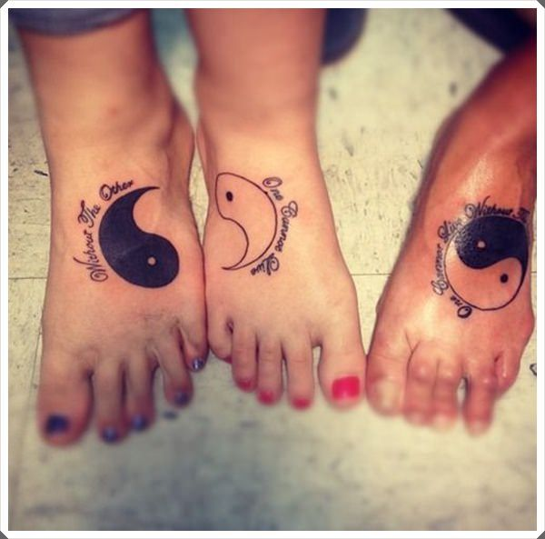 139 best images about tattoos on pinterest fonts small for Cute matching tattoos for mother and daughter