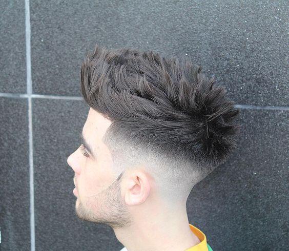 Como hacer un corte de cabello sombreado