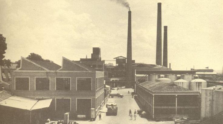 Antiga-Casa-das-Caldeiras das industrias Matarazzo na Barra Funda