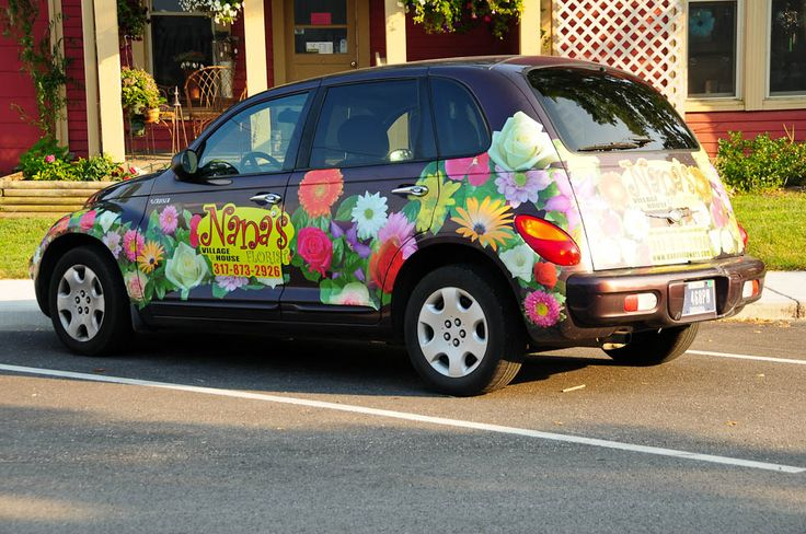 flowered up p t cruiser flickr photo sharing pt cruisers pinterest photos and pools. Black Bedroom Furniture Sets. Home Design Ideas