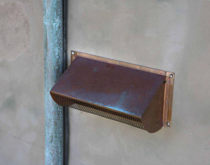 15 Best Images About Decorative Exterior Metal Vents
