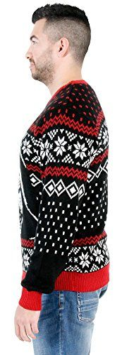 Star Wars The Force Awakens Kylo Ren Ugly Christmas Sweater