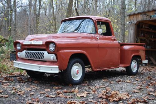 10 best images about 1955  gmc trucks on pinterest