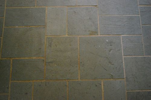 Young House Love Foyer Grout : Best slate tile bathrooms ideas on pinterest tiles
