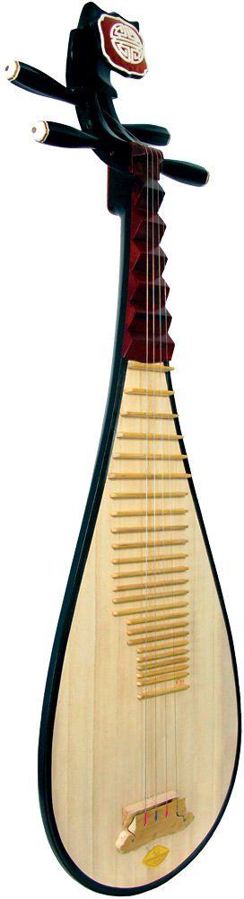 Atlas Pipa, string instrument | Hobgoblin Music USA