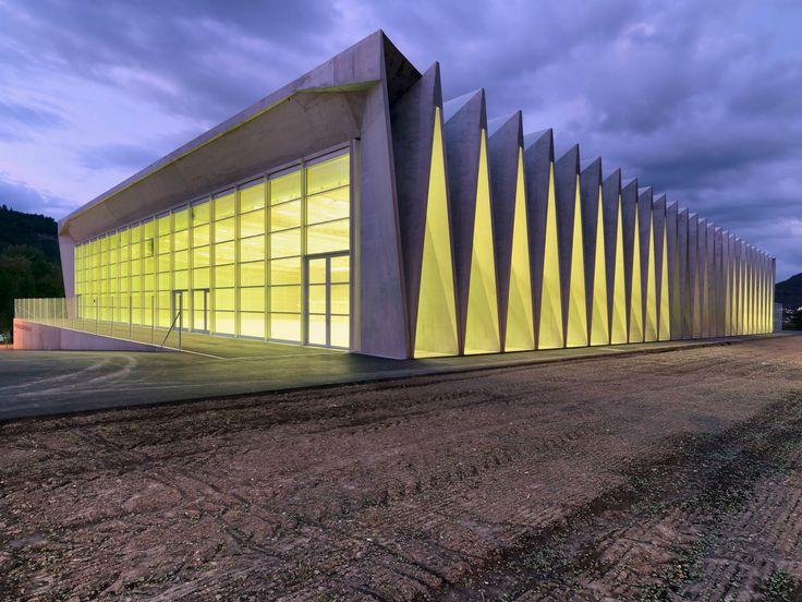 Studio di Architettura Vacchini 2005-2010 Mülimatt, AG  with  arch. Paul Zimmermann arch. Jerôme Wolfensberger