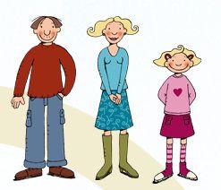 Jules familie