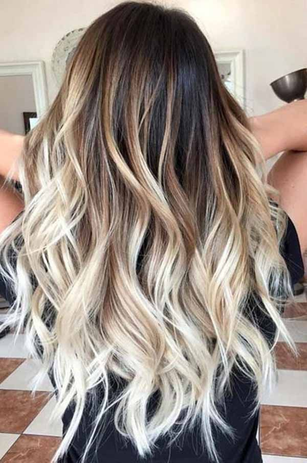 10 Amazing Summer Hair Color For Brunettes 2019 : Have A Look!