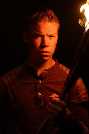 Day 2 - Least favourite character : Gally -.-