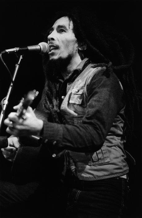 Bob Marley live in Zurich, Switzerland, may 1980 - The first show of Uprising tour