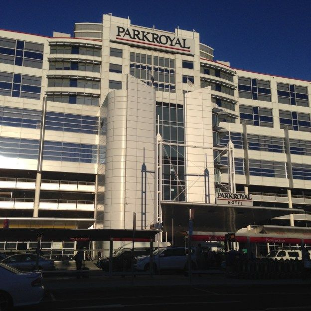 Hotel Review of the Parkroyal Melbourne Airport Hotel in Melbourne, Australia by Wilson Travel Blog