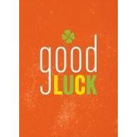 Good Luck Gift Book