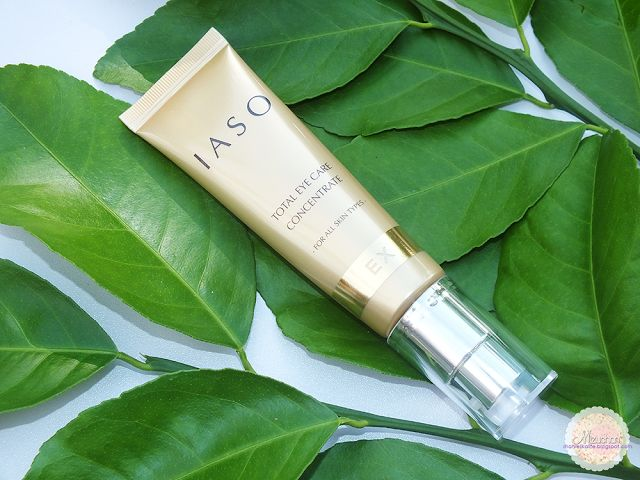 ♥❁ Mizuchan ❁♥: [REVIEW] IASO Total Eye Care Concentrate EX