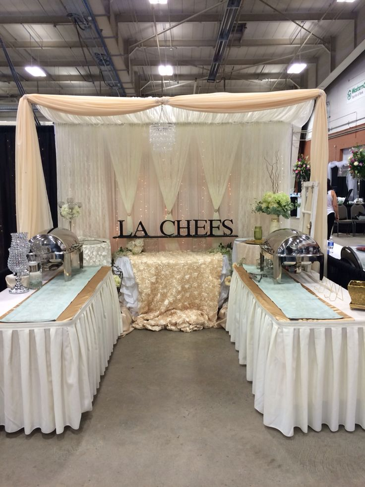 Wedding Planner Bridal Show Booth Ideas : Bridal show booth trade decorations