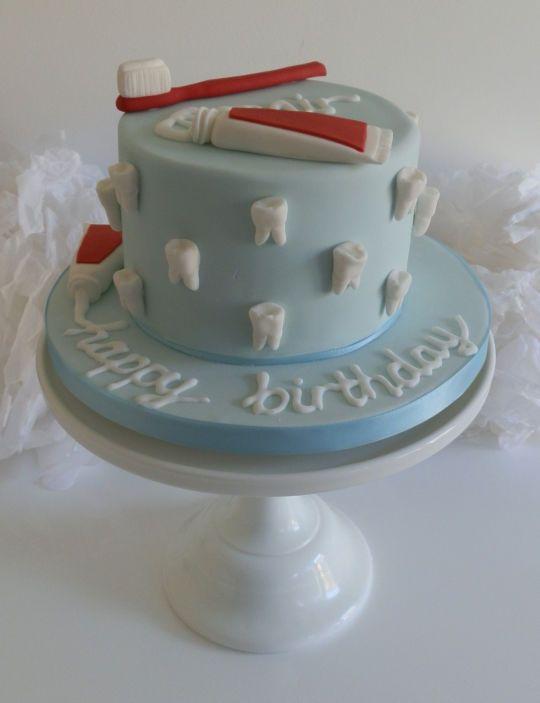 Cake Design Dentista : 25+ best ideas about Dentist cake on Pinterest Dental ...