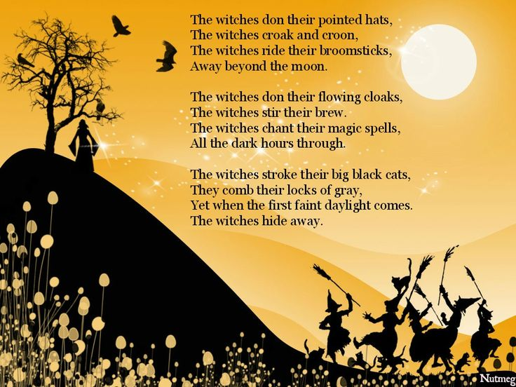 witches - Halloween History Witches