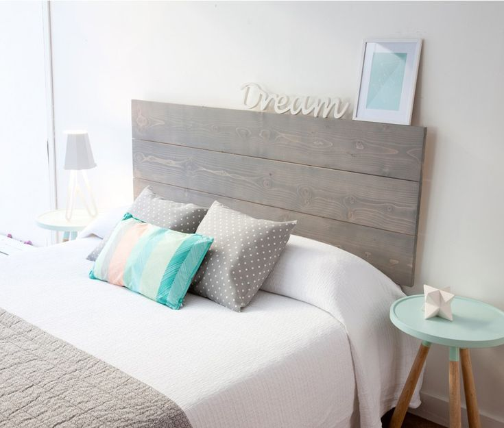 M s de 25 ideas incre bles sobre cabeceros tapizados en - Cabeceras de cama acolchadas ...