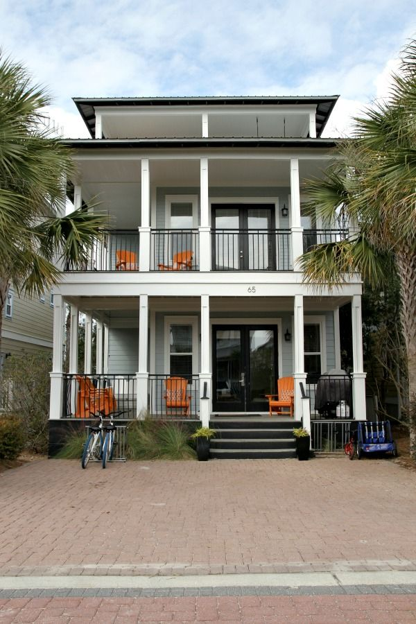 Last winter when we decided to plan a vacation to Rosemary Beach, I searched online for vacation...