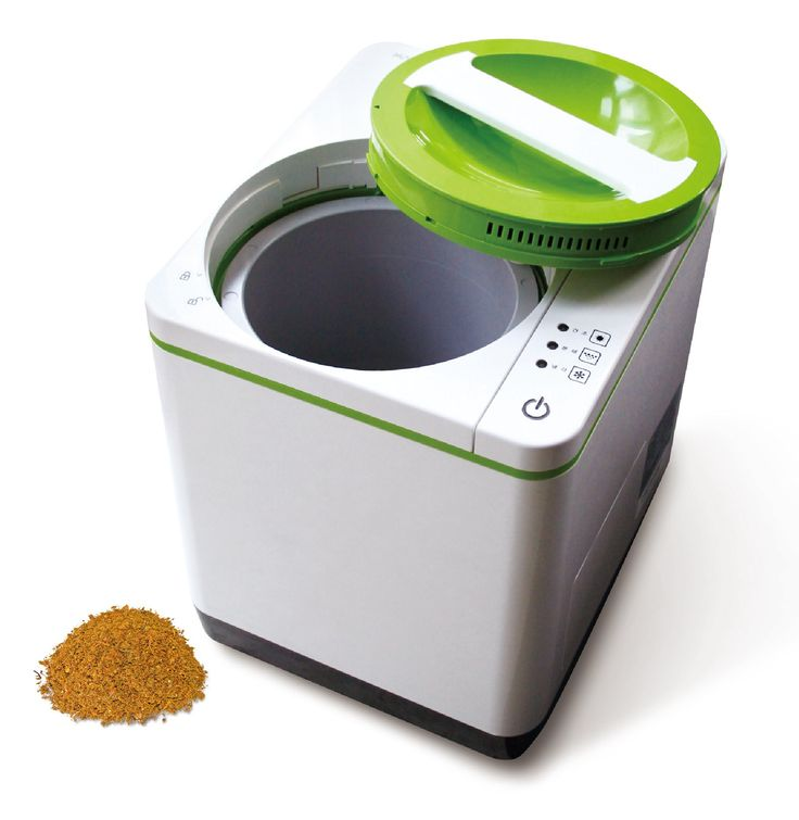Marvelous Amazon.com : Food Cycler Indoor Kitchen Composter   Easy To Use And  Environmentally Friendly