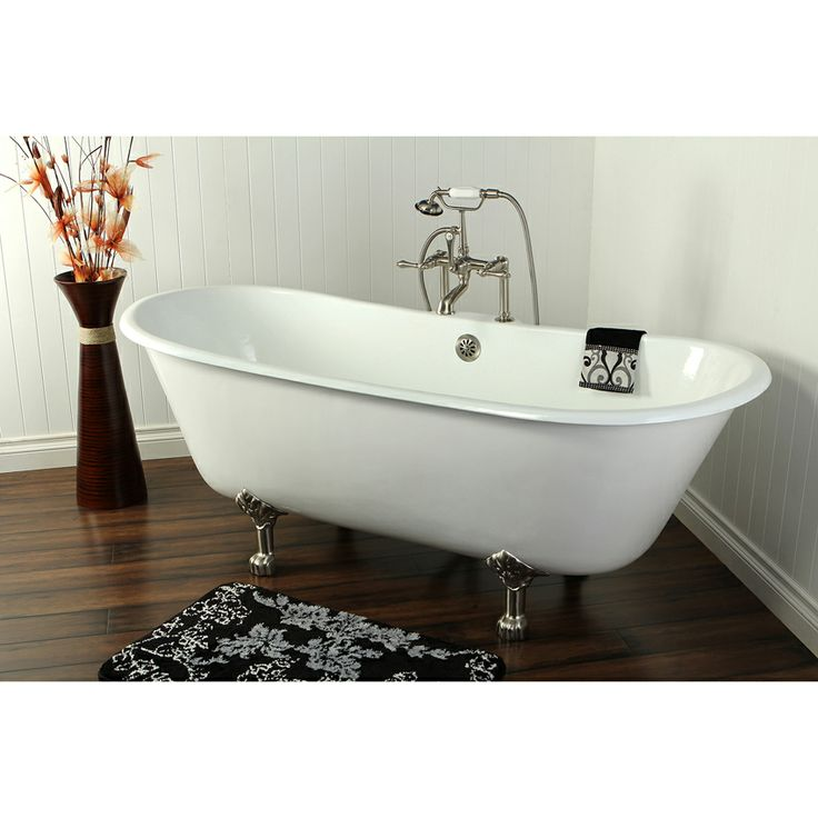 10 Images About Clawfoot Tubs And Hardware On Pinterest Clawfoot Tub Showe