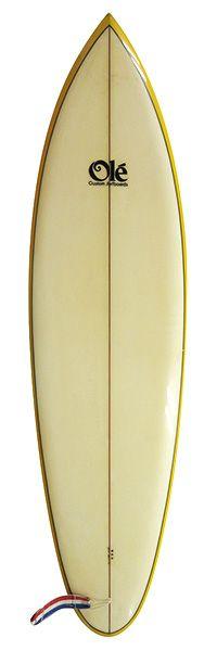 OLE Custom Surfboards 70's Single shaped by Bob Olson 中古サーフボード販売・買取りのユーズドサーフ