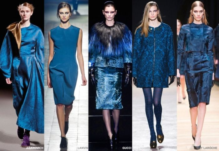 Top 10 Fashion Color Trends 2015-2016