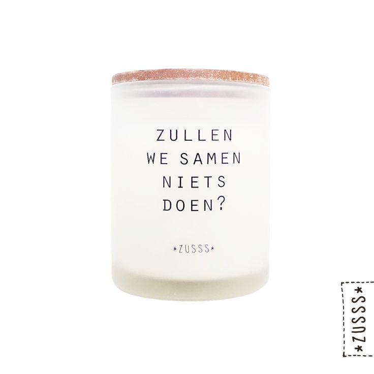 Zusss | Geurkaars | http://www.zusss.nl/?s=geurkaars&post_type=product