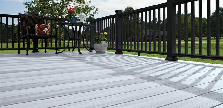 Fiberon horizon composite decking get ideas for your own for Horizon composite decking