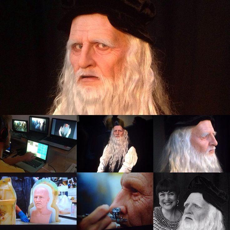 Il Museo Nazionale della Scienza e della Tecnologia di Milano - @museoscienza - ha coronato un sogno che avevo fin dallinfanzia facendomi incontrare un androide molto illustre con le sembianze di uno degli uomini più famosi non solo del Rinascimento ma di tutta la storia umana: il pittore ingegnere e scienziato Leonardo da Vinci. Il Museo - che tra l'altro è intitolato al grande genio - ospita infatti un robot che si avvale di tecnologie di mimica facciale di ultima generazione: viene dal…