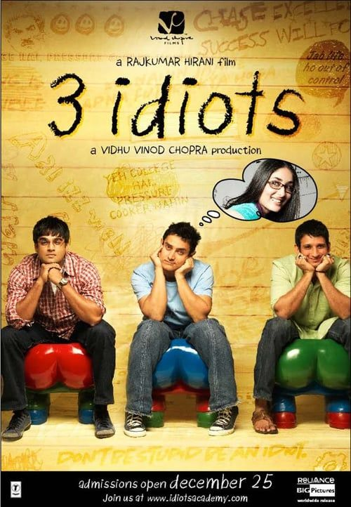 3 Idiots [2009] FuII•Movie•Streaming