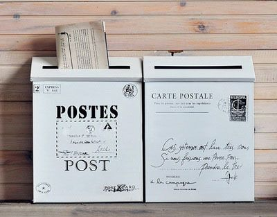 36 best images about buzones on pinterest home projects hand painted and wall mount mailbox - Buzon vintage ...